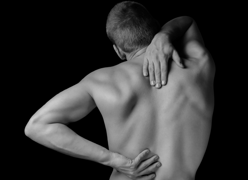 Pain in the spine