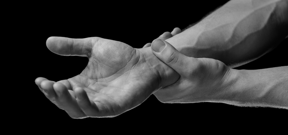 Pain in wrist area